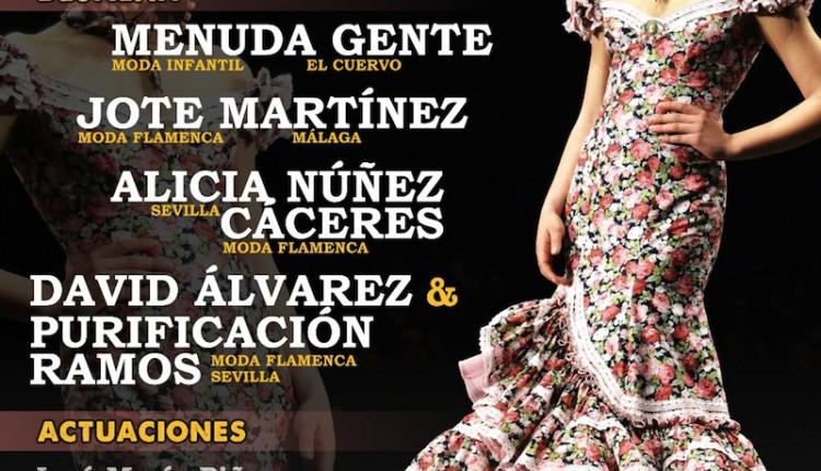 Agrupación Parroquial Marian de Ntra. Sra. del Rocio de El Cuervo – IV Desfile de Modas