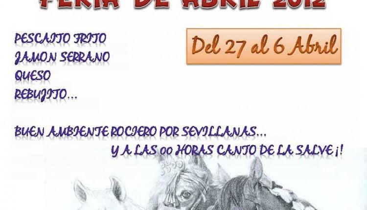 Hermandad de Palma de Mallorca – Presente en la Feria de abril de Palma