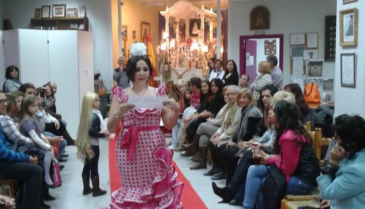 Hermandad de Torrejón de Ardoz – Desfile de Moda Flamenca.