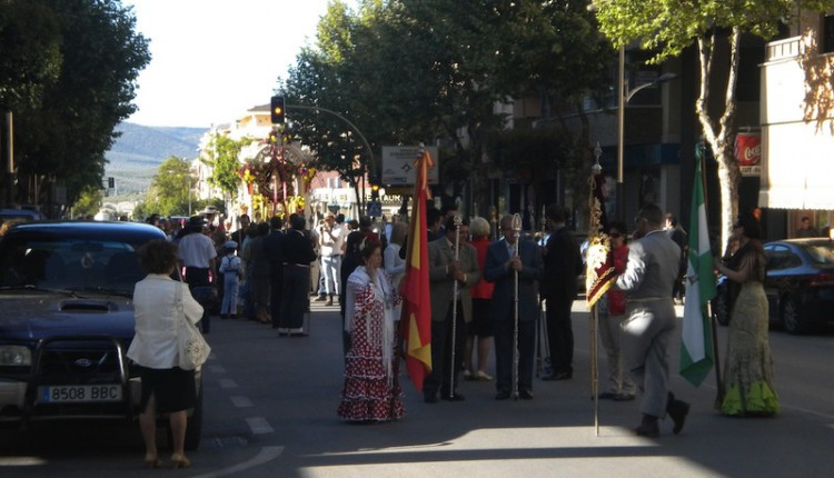 Así se fue Alcalá la Real al Rocío