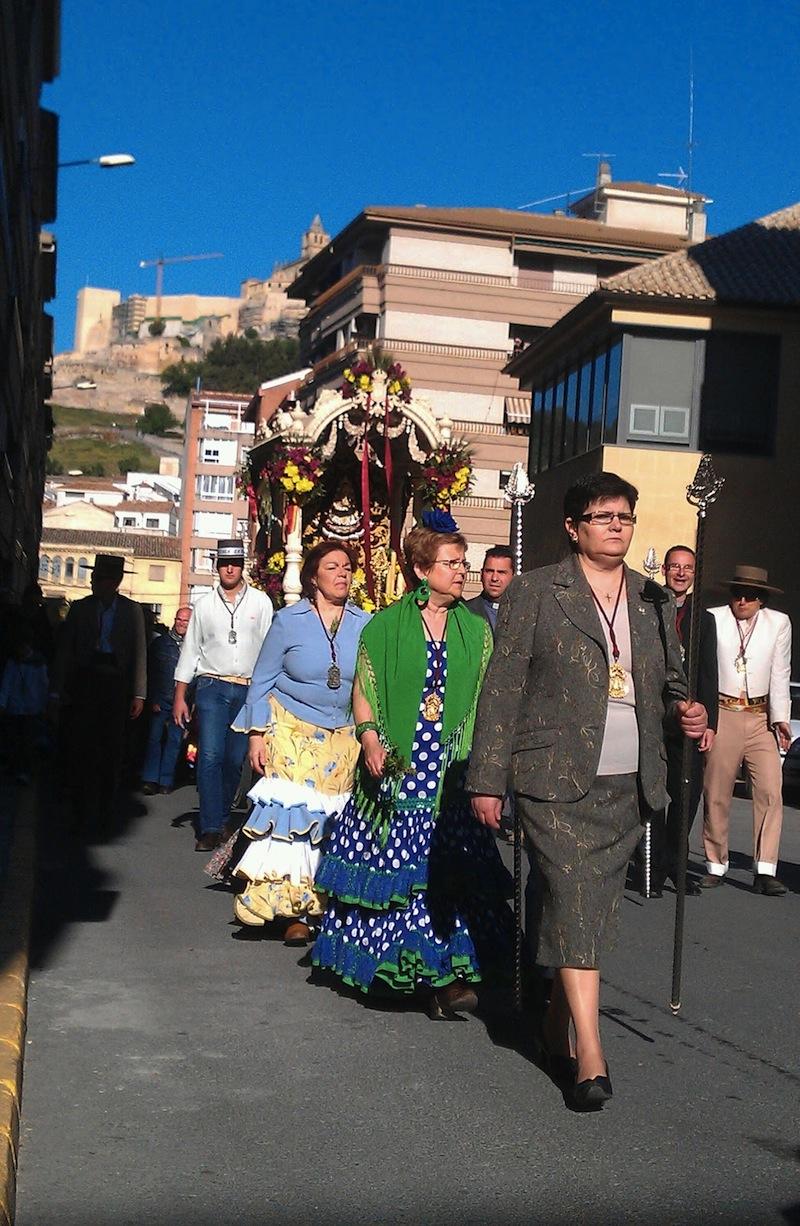 Directiva de la Hdad de Alcalá la Real