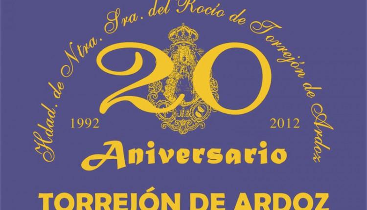 Hermandad de Torrejón de Ardoz – Actos con motivo del XX Aniversario de la Fundación.