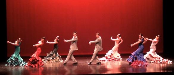 Ballet español Noche de Luna