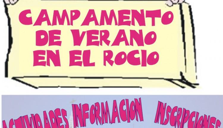 Agrupacion de El Rocío de El Cuervo – Campamento de verano en El Rocio