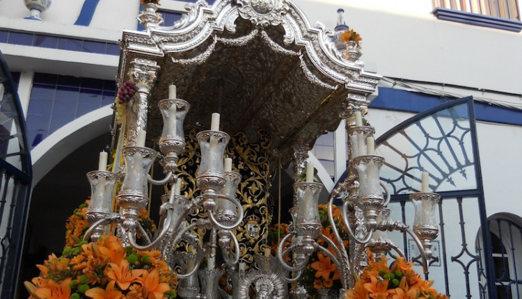 Hermandad de Isla Cristina – Arreglo de la Carreta
