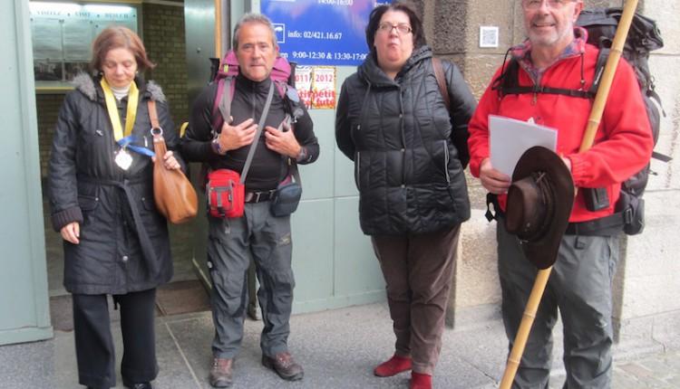 Camino Europeo de El Rocío – Dos peregrinos recorren europa hasta los pies de la Blanca Paloma