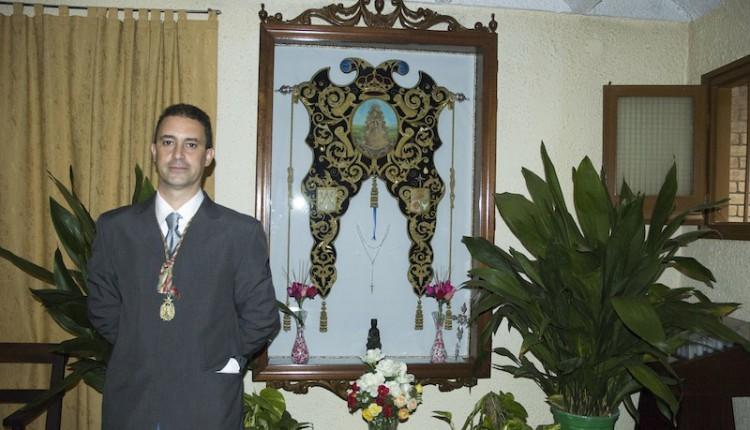 Manuel Moreno Faro, CANDIDATO A HERMANO MAYOR 2012/13 HERMANDAD DEL ROCÍO DE CORNELLÀ