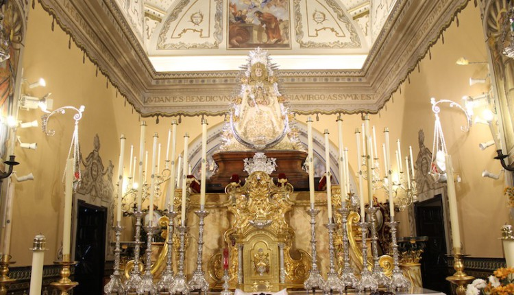 Almonte – La Virgen del Rocío de Reina
