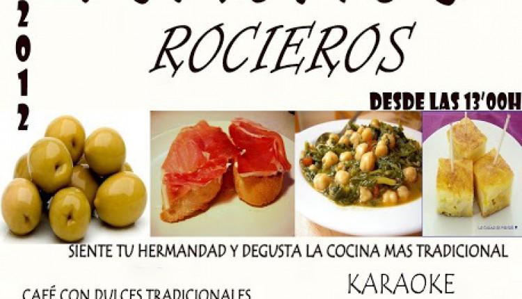 Hermandad de Valverde – Degustación de pinchos rocieros