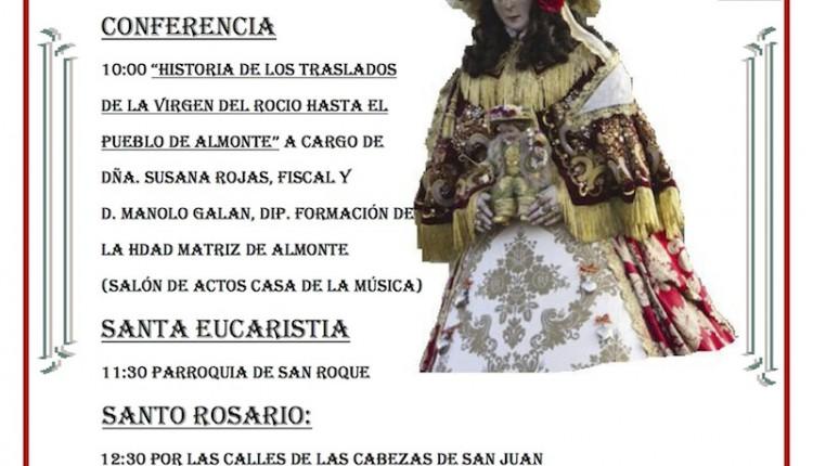 Hdad del Rocio de Las Cabezas de San Juan – III Encuentro de Hermandades Rocieras del Bajo Guadalquivir