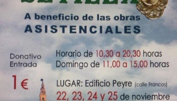 Hermandad de Sevilla El Salvador – II Mercadillo Benéfico