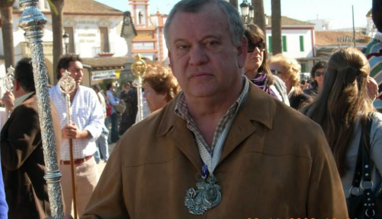 Hermandad de Torre del Mar – Fallecimiento de su Mayordomo D. Juan de Dios Araguez Guirado