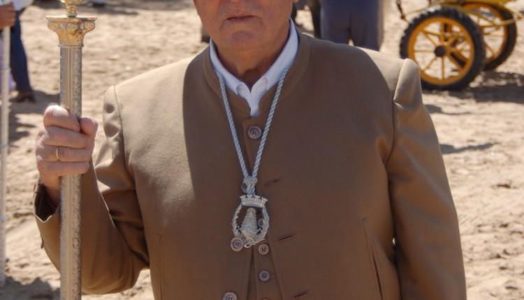 FALLECE EL VICEPRESIDENTE DE LA HERMANDAD DE NTRA. SRA. DEL ROCIO DE CARTAGENA.