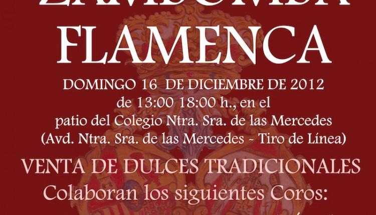 Hermandad de Sevilla Sur – Zambomba navideña,