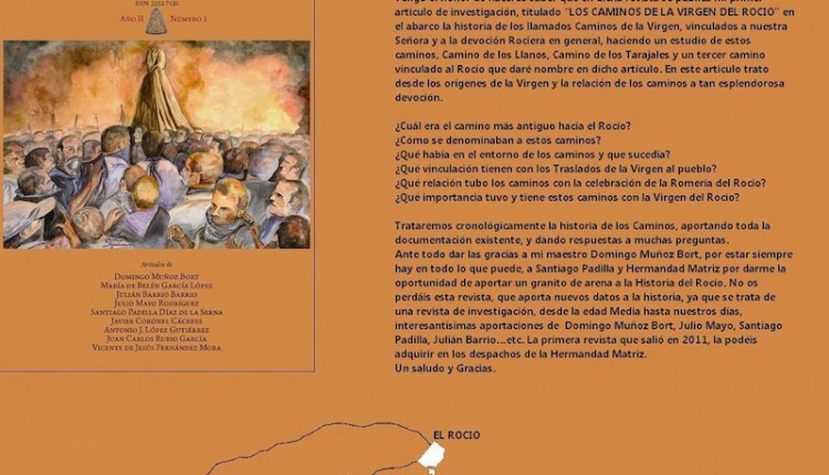 Presentación de la Revista EXVOTO nº I