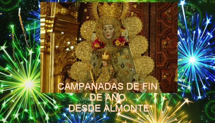 Almonte – CAMPANADAS DE FIN DE AÑO EN DIRECTO