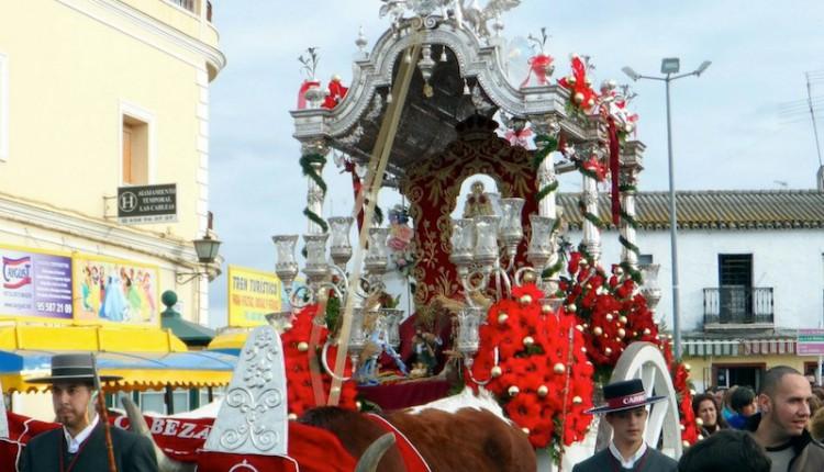 2.012: AÑO DEL XXV ANIVERSARIO DE LA HDAD DEL ROCIO DE Las Cabezas de San Juan