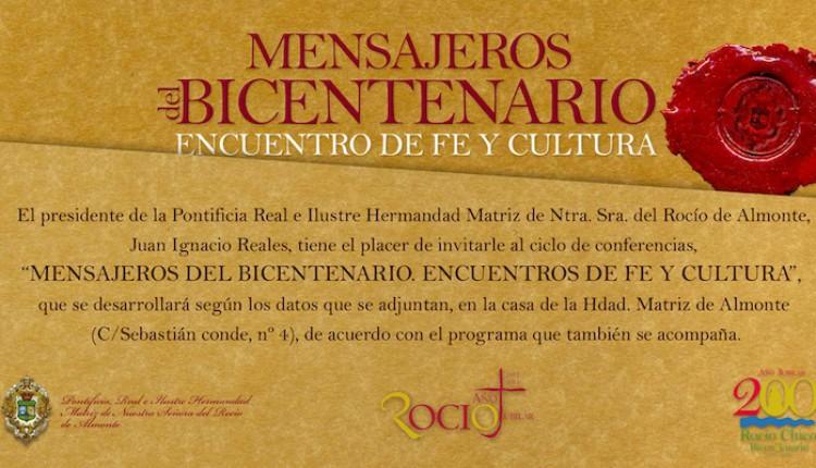 Almonte – Ciclo Mensajeros del Bicentenario