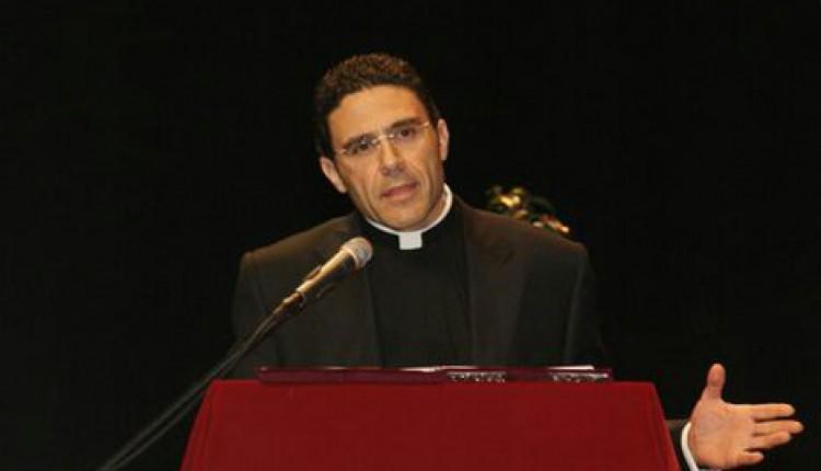 Hermandad de Chiclana – Pregonero 2013 Rvdo. P. D. Jose Manuel Barral Martin