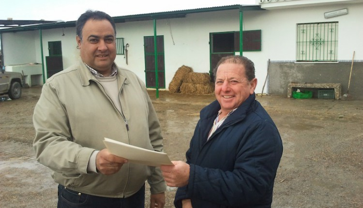 Agrupación Rociera de El Cuervo – Francisco Ferreira Pregonero de este año