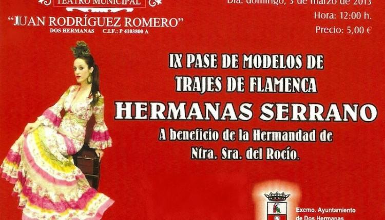 Hermandad de Dos Hermanas – IX Pase de Trajes de Flamenca y XI Jornada de Convivencia