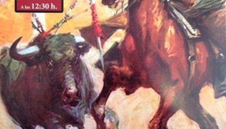Agrupación de Nuestra Señora del Rocío de Marchena – Los toros vuelven a Marchena el próximo 7 de abril