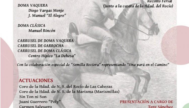 Hermandad de Las Cabezas – I Exhibición Ecuestre