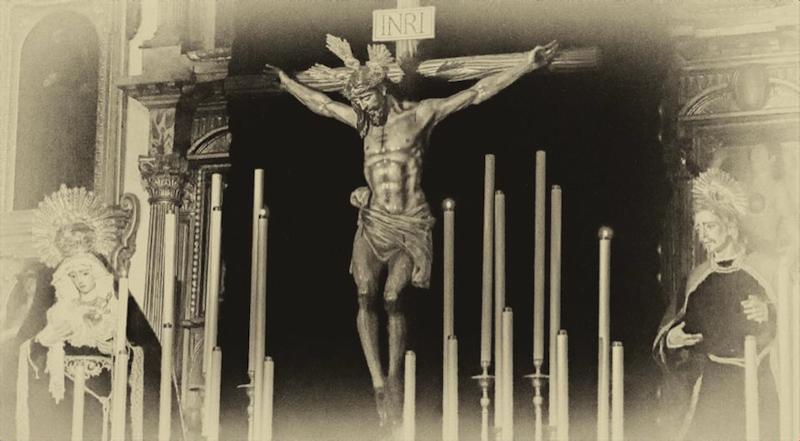 Venerable, Real, Muy Antigua y Sacramental Hermandad de la Santa Vera+Cruz y María Santísima del Mayor Dolor de Villamanrique de la Condesa