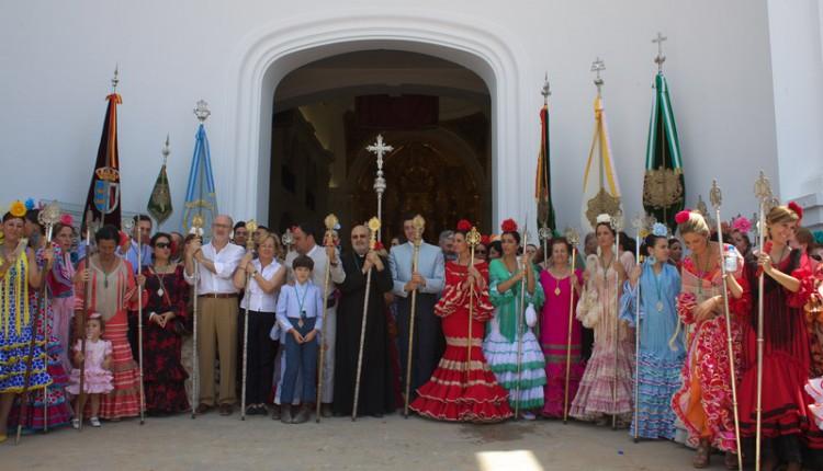 Relación de Hermandades que harán su Presentación ante la Blanca Paloma según el nuevo modelo presentado por la Matriz para este año 2014