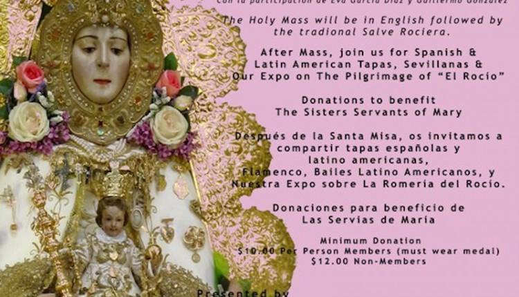 Hermandad de Las Américas de Ntra. Sra. del Rocío – Romería 2013