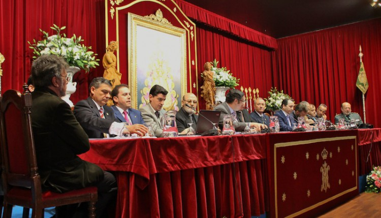 ASAMBLEA GENERAL DE PRESIDENTES Y HERMANOS MAYORES DE LAS HERMANDADES FILIALES DEL ROCÍO 2013