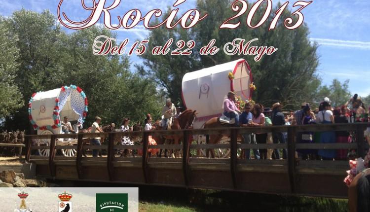 Agrupación Parroquial de El Cuervo – Presentacion oficial del Cartel Anunciador de la Romeria del Rocio 2013