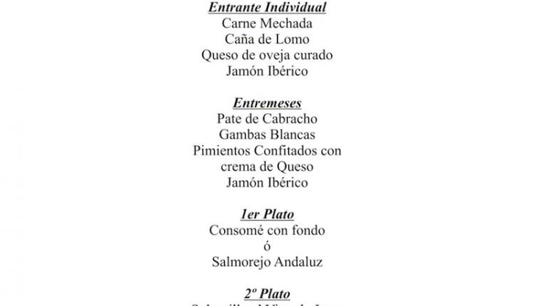 Agrupación Parroquial de Ntra. Sra. del Rocío de El Cuervo – Cena Pregonero