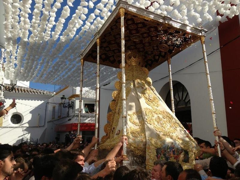 Fotos de La Pagina DEL Rociero ,Entregandote el Corazón,Rocio. facebook.com/LaPaginaDelosRocieros