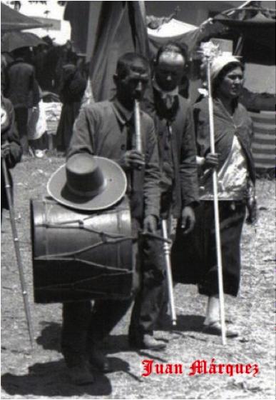 La antigua tradición de -la Rifa del Pañuelo- en Villamanrique de la Condesa.