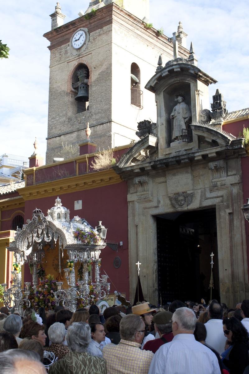 Macarena en San Lorenzo
