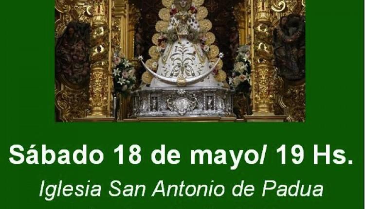 Agrupación Andaluza -Rosario (Argentina) – Misa de Romeros