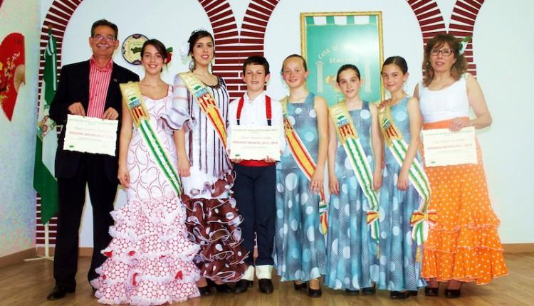 Casa Andalucía en Benicarló – Diego, Inés y Alexis, serán nuestros Rocieros Mayores 2013