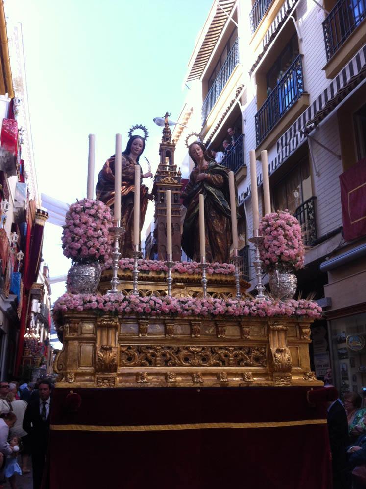 Santa Justa Y Rufina