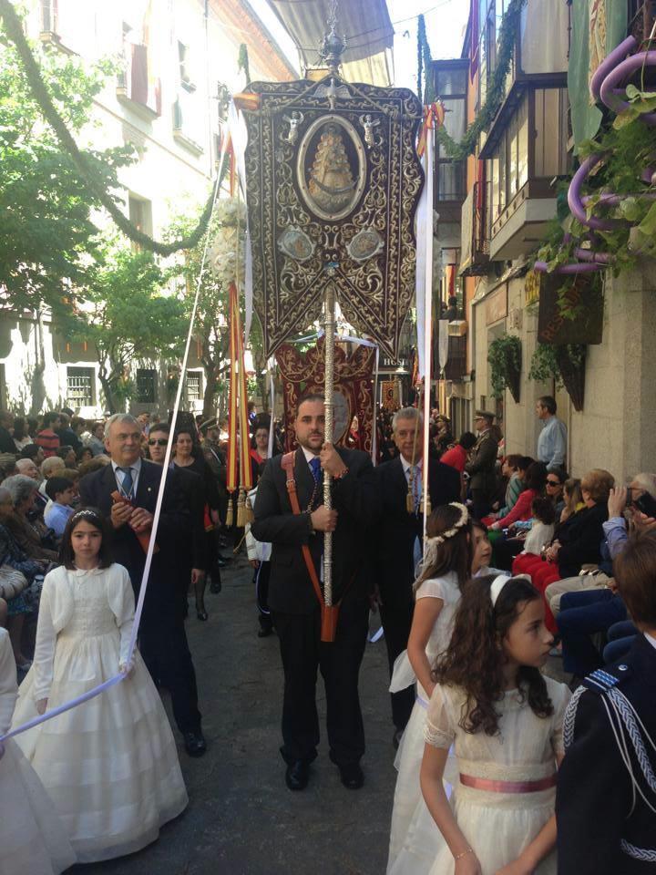 Hdad. de Toledo 2013 (facebook Eduardo Rodriguez Carrobles)