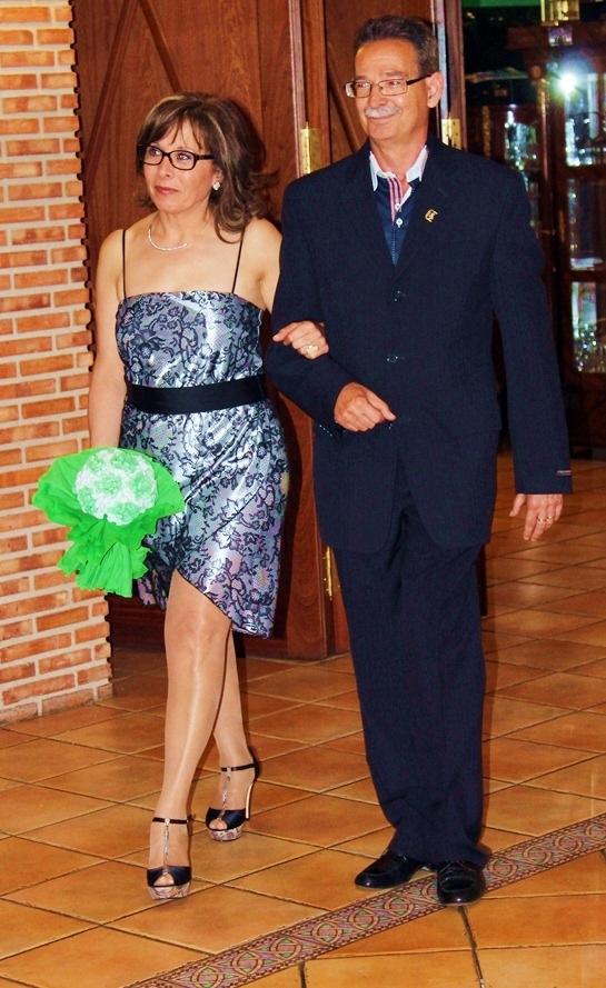 Ines Menacho y Diego Guerrero, Rocieros Mayores 2013