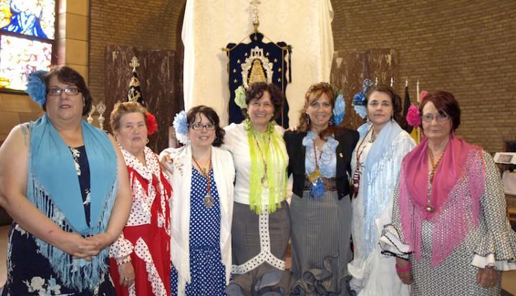 Hermandad de Bruselas – Misa de Romeros Fotos