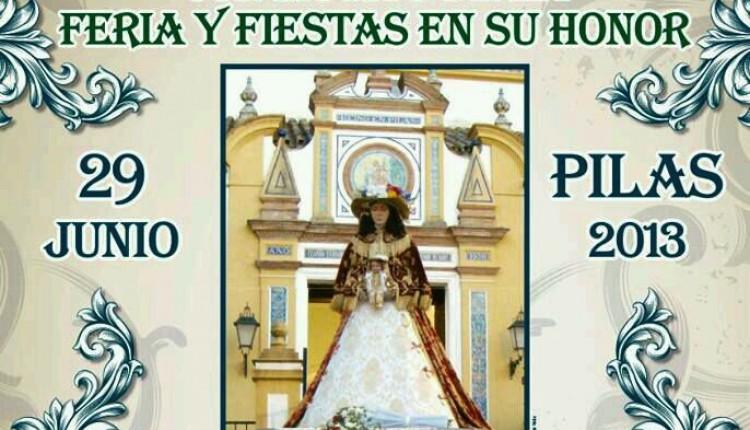 Hermandad de Pilas – Procesión de Ntra. Sra. La Virgen del Rocío