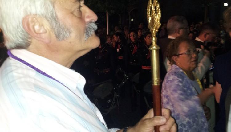 Hermandad de Medina del Campo – Toma de posesión del cargo  de Hermano Mayor 2013-2014