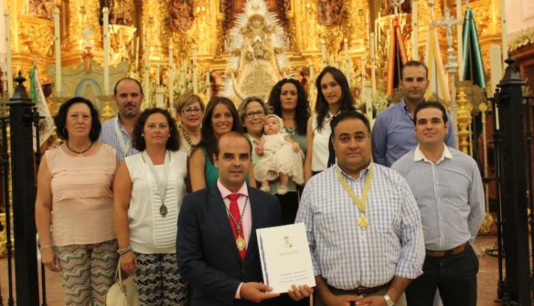 La Agrupación de Ntra. Sra. del Rocío de El Cuervo ya tiene Pregonero para El Rocío 2014