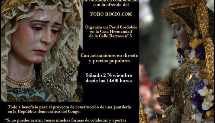 OFRENDA DEL FORO 2013 – Perol Cordobés