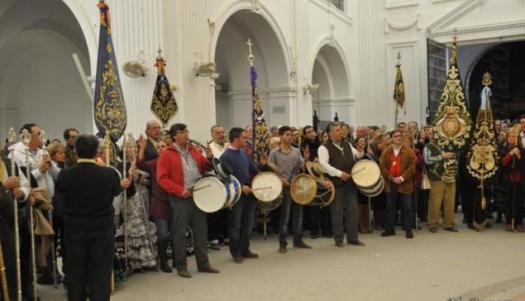 Peregrinaciones extraordinarias del viernes 1, sábado 2 y domingo 3 de noviembre de 2013