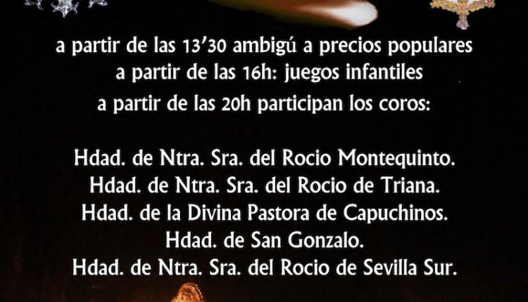 Hermandad de Sevilla Sur – Zambomba Flamenca