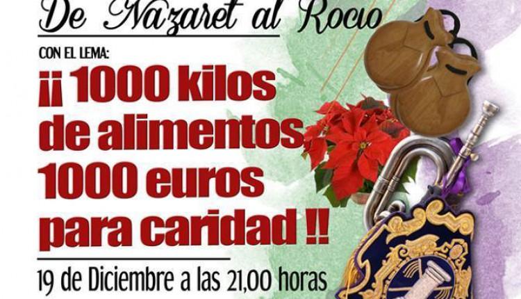 Hermandad de Sevilla El Savador – Actuación del Coro a beneficio del Banco de Alimentos de nuestra Capital