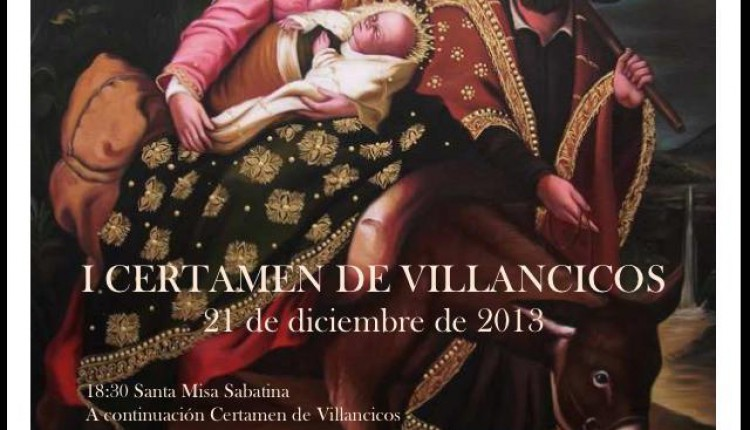 Hermandad de Alcalá de Henares –  I Certamen de Villancicos